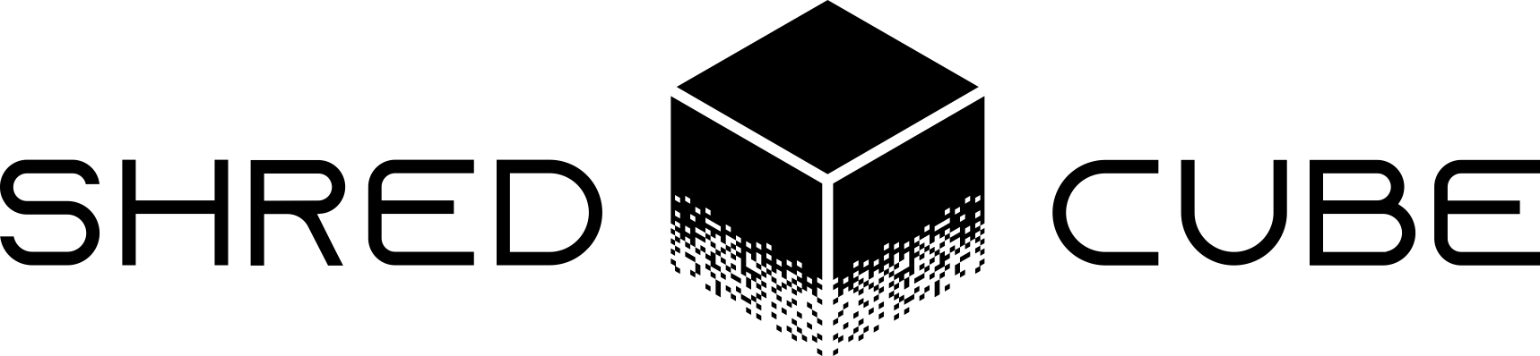 Shred Cube Logo