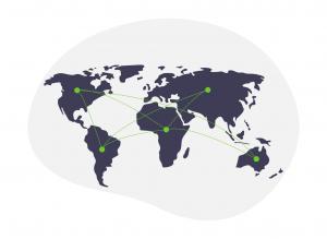 international vpn icon