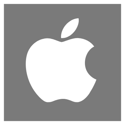 apple compatible icon