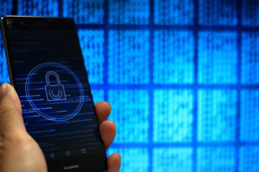 Encrypted emails and data, how to open encrypted files concept