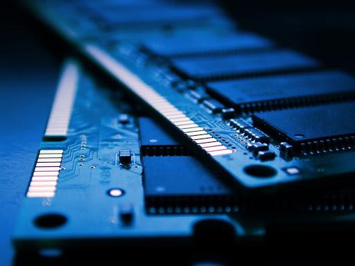 RAM computer storage, does computer storage affect computer speed concept